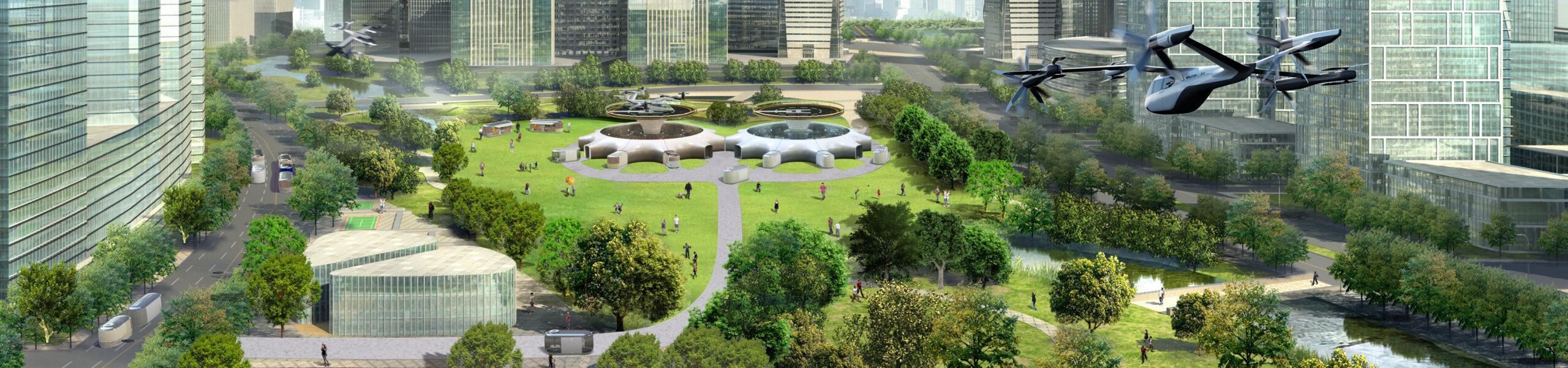Hva er Urban Air Mobility?